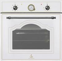 Духовой шкаф электрический Lex EDM 6070С WH