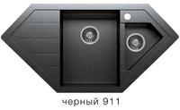 Мойка кварцевая Polygran Tolero R-114bl