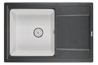 Мойка для кухни Granula Hibrid HI-74